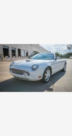 2003 Ford Thunderbird for sale 101218632