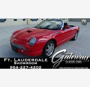 2003 Ford Thunderbird for sale 101228051