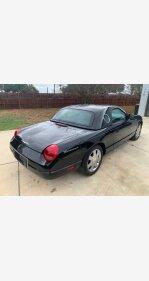 2003 Ford Thunderbird for sale 101268374