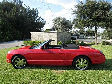 2003 Ford Thunderbird for sale 101286859