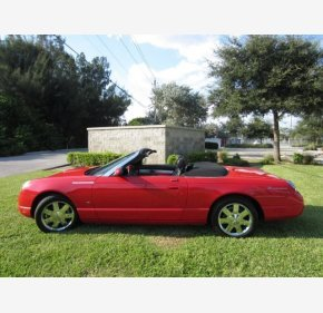 2003 Ford Thunderbird for sale 101286859