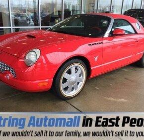 2003 Ford Thunderbird for sale 101301383