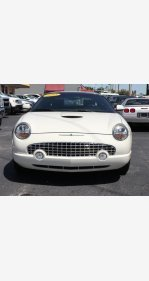 2003 Ford Thunderbird for sale 101328762
