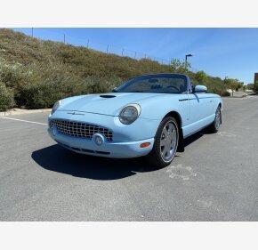 2003 Ford Thunderbird for sale 101342298