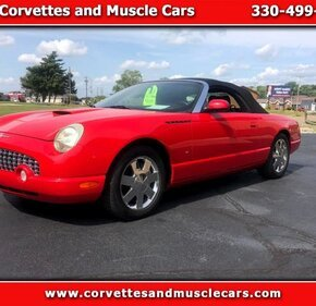 2003 Ford Thunderbird for sale 101373778