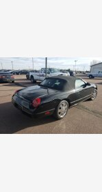 2003 Ford Thunderbird for sale 101409412