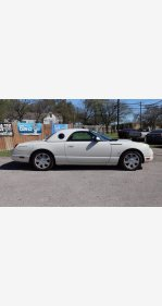 2003 Ford Thunderbird for sale 101471760
