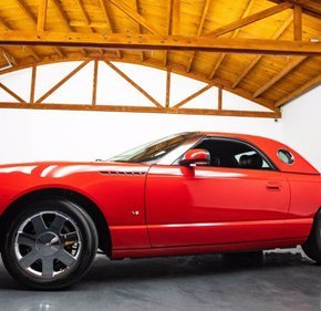 2003 Ford Thunderbird for sale 101486954