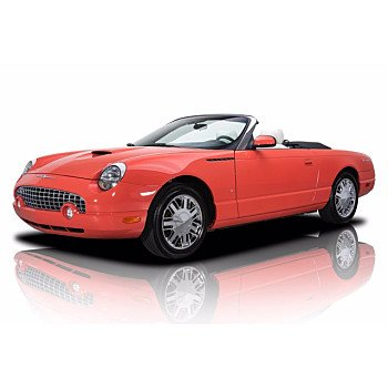 2003 Ford Thunderbird for sale 101495940