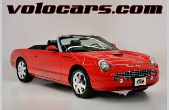 2003 Ford Thunderbird for sale 101600279