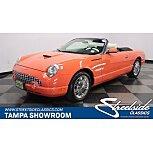2003 Ford Thunderbird for sale 101604517
