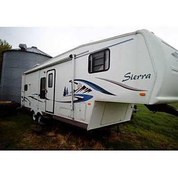 2003 Forest River Sierra for sale 300166342