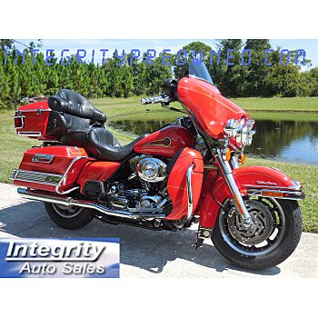 2003 Harley-Davidson Police for sale 200625800