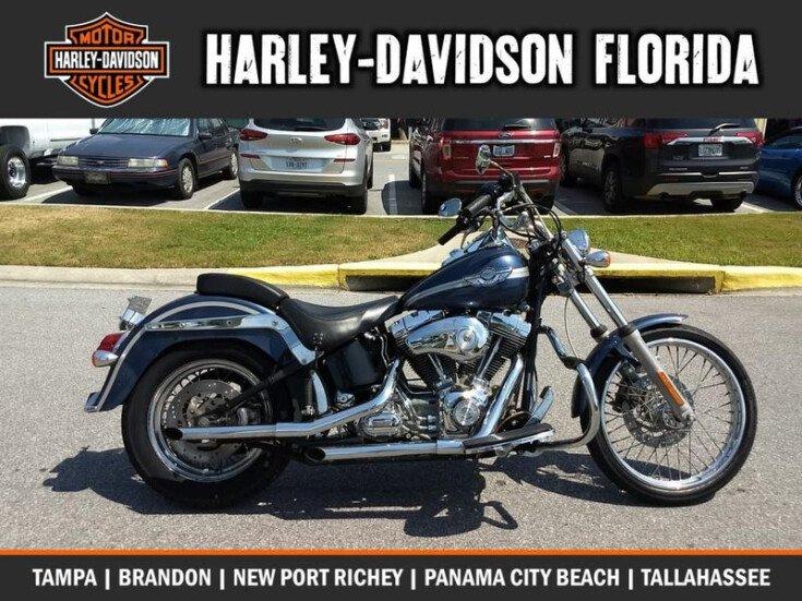 2003 Harley-Davidson Softail for sale 200822249