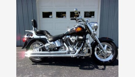 2003 Harley-Davidson Softail for sale 200917331