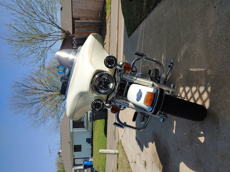 2003 Harley-Davidson Touring Electra Glide Ultra Limited Anniversary for sale 201070164