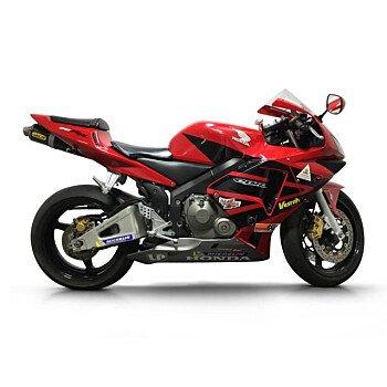 2003 Honda CBR600RR for sale 200838622