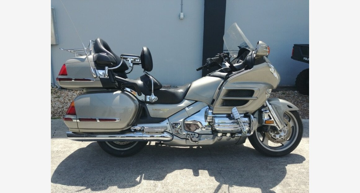 2003 Honda Gold Wing for sale 200579717