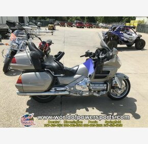 2003 Honda Gold Wing for sale 200636772