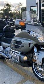 2003 Honda Gold Wing for sale 200665254