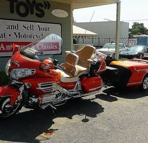 2003 Honda Gold Wing for sale 200764345