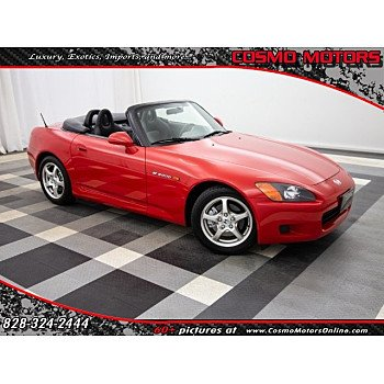 2003 Honda S2000 for sale 101107197