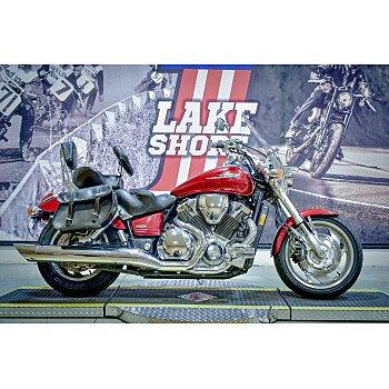 2003 Honda VTX1800 for sale 200939490