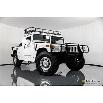 2003 Hummer H1 2-Door Hard Top for sale 101118355