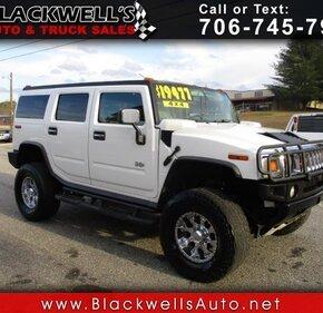 2003 Hummer H2 for sale 101090769