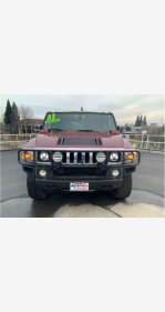 2003 Hummer H2 for sale 101241541