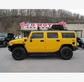 2003 Hummer H2 for sale 101282069