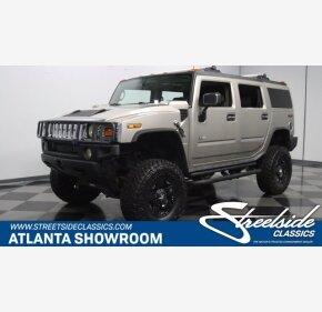2003 Hummer H2 for sale 101349844