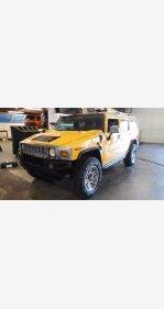 2003 Hummer H2 for sale 101415446