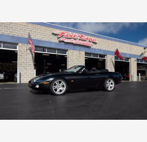 2003 Jaguar XK8 Convertible for sale 101380220