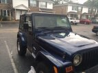 2003 Jeep Wrangler 4WD SE for sale 100741598