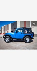 2003 Jeep Wrangler 4WD X for sale 101292883