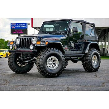 2003 Jeep Wrangler for sale 101327304