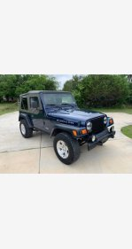 2003 Jeep Wrangler 4WD Rubicon for sale 101327703