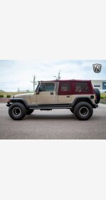 2003 Jeep Wrangler for sale 101343688