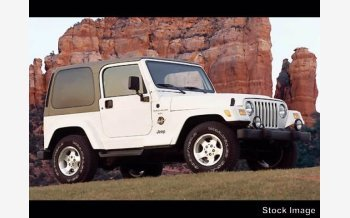 2003 Jeep Wrangler for sale 101356111
