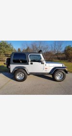 2003 Jeep Wrangler for sale 101414349
