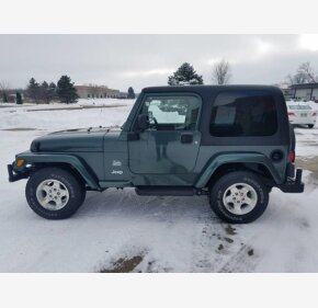 2003 Jeep Wrangler for sale 101433296