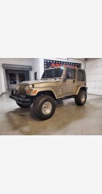 2003 Jeep Wrangler for sale 101439014