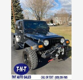 2003 Jeep Wrangler for sale 101444533