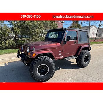 2003 Jeep Wrangler for sale 101482839
