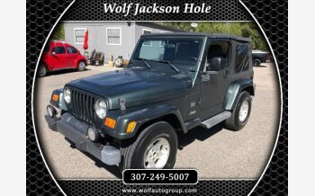 2003 Jeep Wrangler for sale 101609940