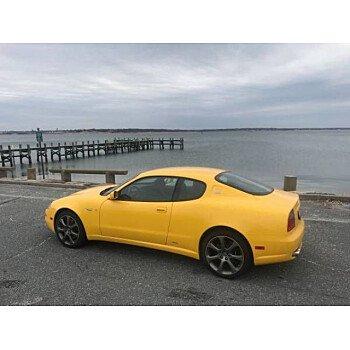2003 Maserati Coupe for sale 101173089