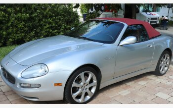 2003 Maserati Spyder for sale 101222448