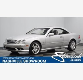 2003 Mercedes-Benz CL55 AMG for sale 101434890