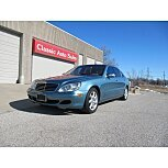 2003 Mercedes-Benz S500 for sale 101602814